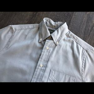 Gitman Bros Vintage Spring Oxford Shirt Small